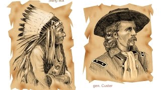 The Indian Wars - Custer - Battle Of The Little Big Horn