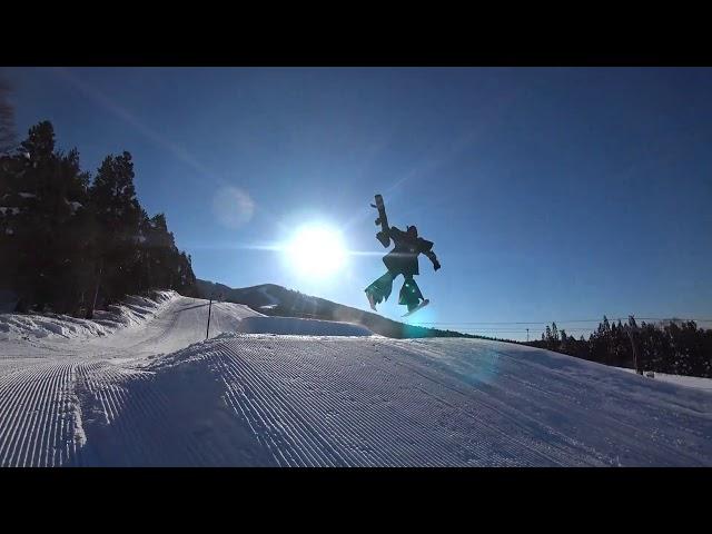 『生ガンダム』GP隊セッション2019 スキージャム勝山