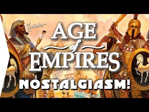 Age of Empires 1 HD ► 1997 Gameplay & Definitive Edition Announced! - [Nostalgiasm]