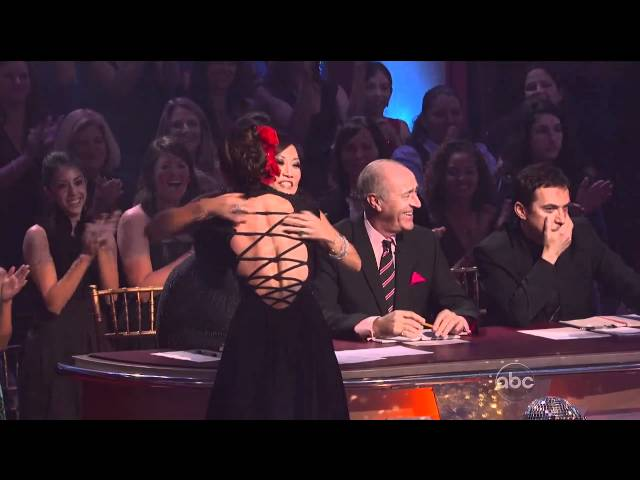 Dancing With The Stars: Jennifer and Derek Paso Doble 11/22/2010 HD