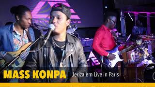 MASS KONPA - Jerizalem Live Video Performance @ L'empire Paris