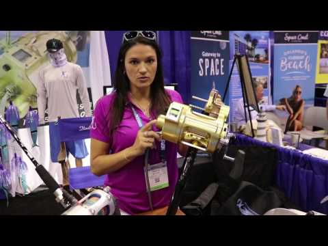 Hooker Electric Tiagra 80 Auto Stop At ICAST 2017