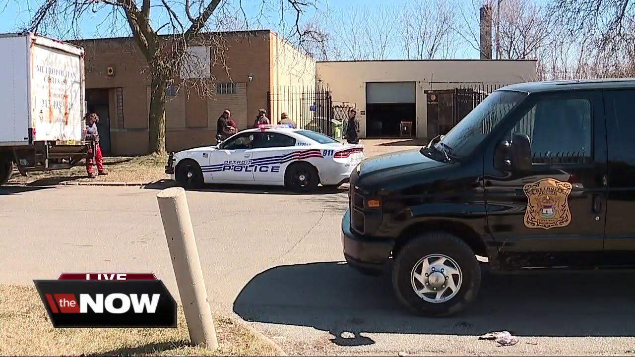 Detroit Auto Parts Store Employee Shot Amp Killed During Robbery