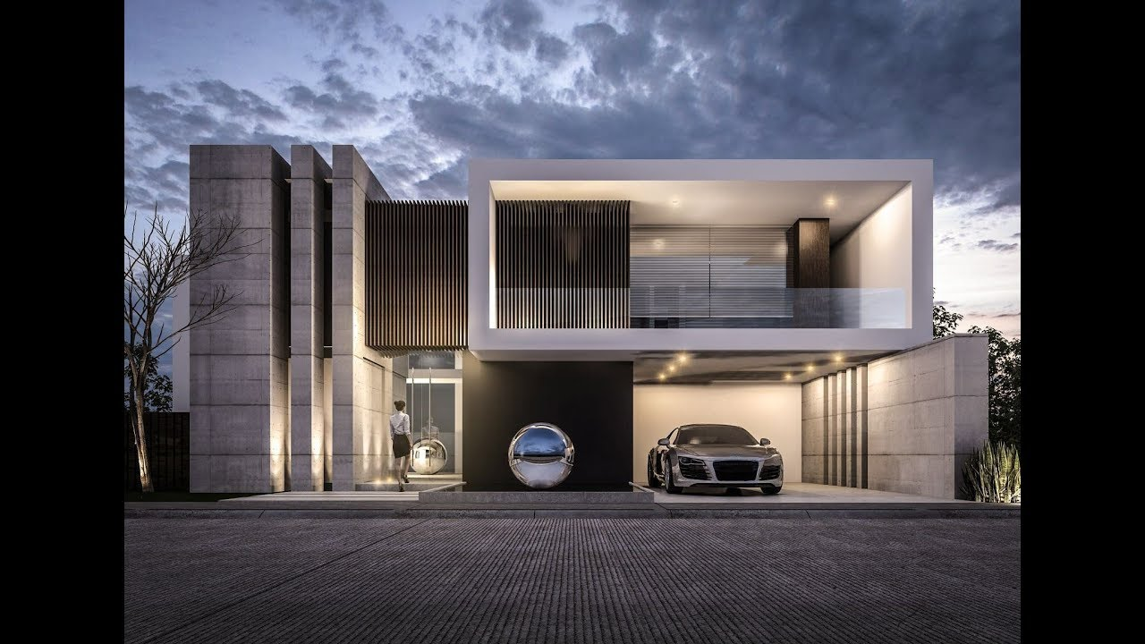 modern facades