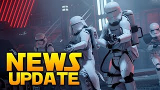 NEWS UPDATE: Next Update the 25th, Official Videos, More Special Weekends - Battlefront 2