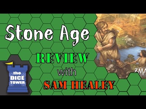 Stone Age Review - with Sam Healey