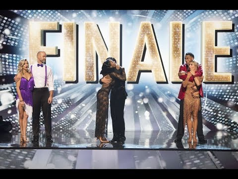 Normani Kordei & Val Chmerkovskiy – #TeamValmani in Third place – DWTS 24  Finale