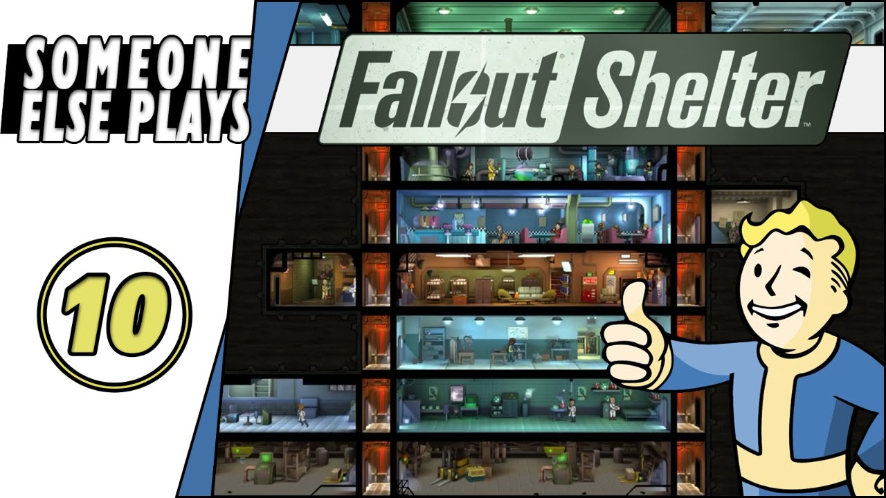 Fallout shelter ep 10 awesome blueprint run lets playpc youtube premium malvernweather Images