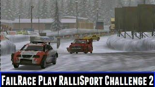 FailRace Play Rallisport Challenge 2