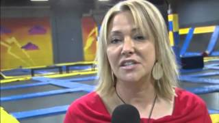 Jump Park Kick-off event for Special Needs Chi