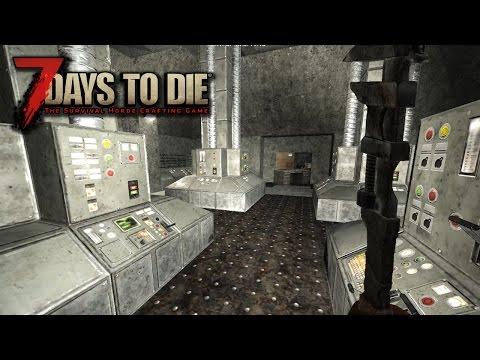 7 Days To Die Alpha15 #44 - ВЕЗУНЧИК ИЛИ КАК СДЕЛАТЬ БУР?!
