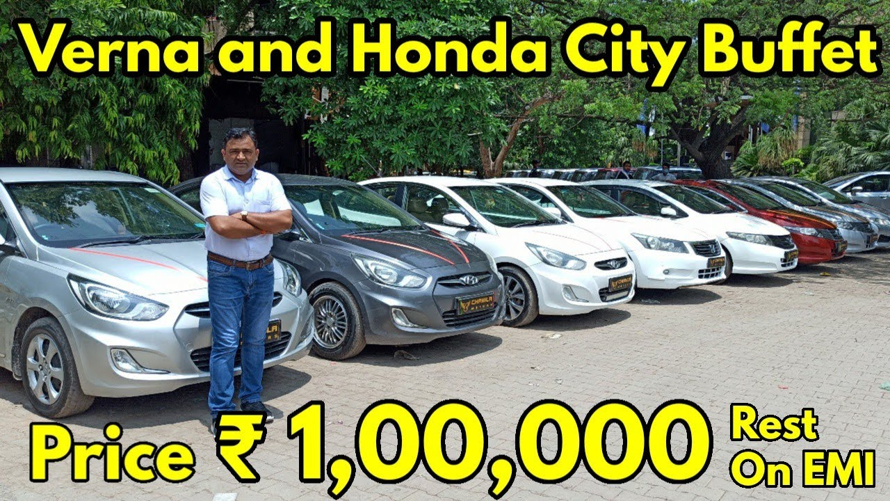Most Demanding Cars Verna and Honda City Starting ₹ 1,00,000 only | Used Cars Market Delhi | NTE