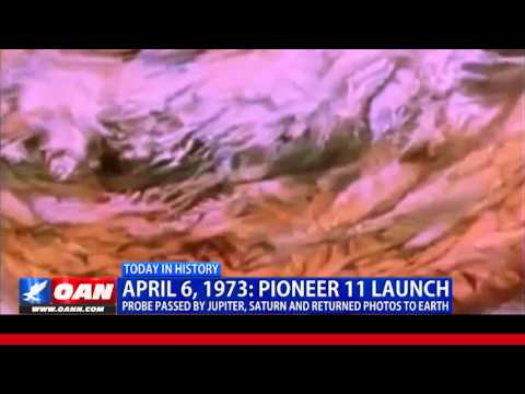 This Week in History: Pioneer 11 Launch