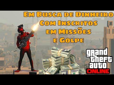 [LIVE] Em Busca De Dinheiro com Inscritos | Grand Theft Auto Online thumbnail