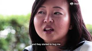 Gambar cover One of Us – Founder Diamonds On The Street, Crystal Goh