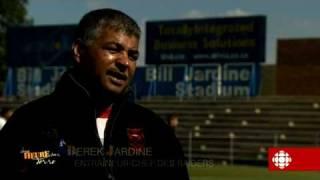 Une heure sur terre - Rugby en Afrique du Sud