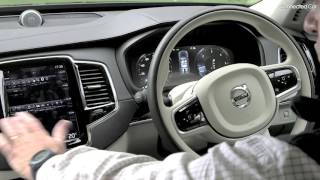 Connected Car Magazine overview: Volvo On Call in the new XC90