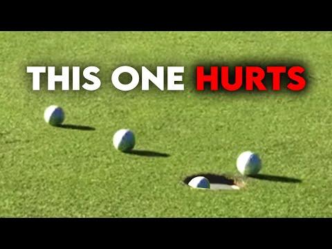 OUCH THAT HURT! PGA Sultan Course vs Rick Shiels - Part 1