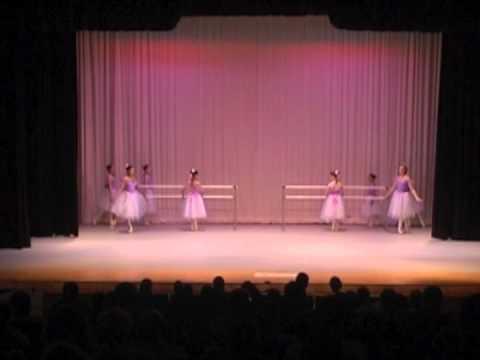 "AIM Ballet Pointe ""Degas' Dancers"""