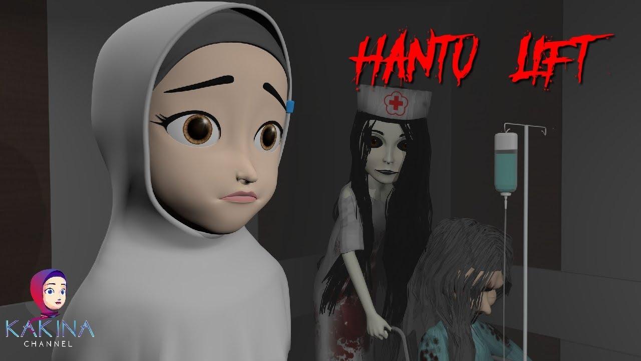 Download KAKINA HOROR 38 - Hantu SUSTER Lift Hotel