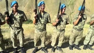 94/3  Muhteşem Komando andı Bitlis/Hizan