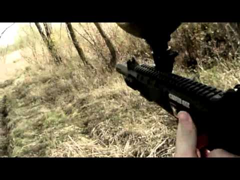 Tippmann US Army Carver One CO2 Efficiency