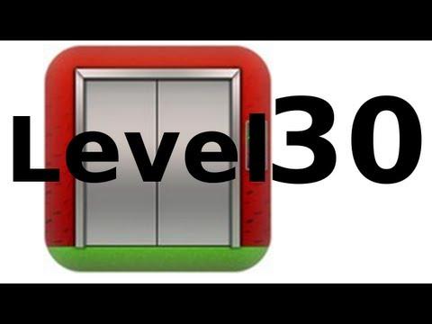 100 Floors - Level 30 Walkthrough