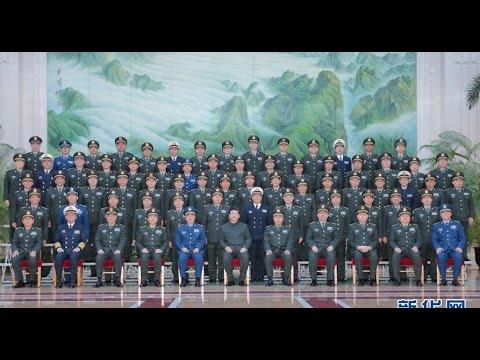 Chinese President Xi Urges CMC Reorganized Organs to Focus on Winning Wars