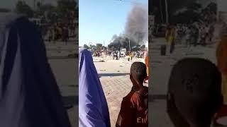 Теракт в Сомали. Suicide attack kills almost 90 in Somali's capital