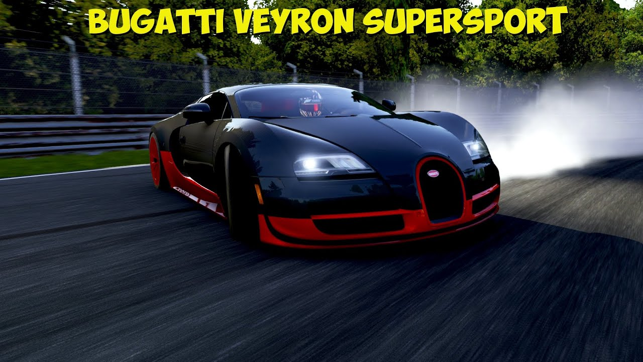 test drive bugatti veyron supersport youtube. Black Bedroom Furniture Sets. Home Design Ideas