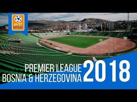 BH Telecom Premier League - Stadiums    Bosnia & Herzegovina