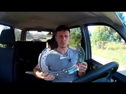 Замена задних тормозных колодок УАЗ Патриот своими руками.