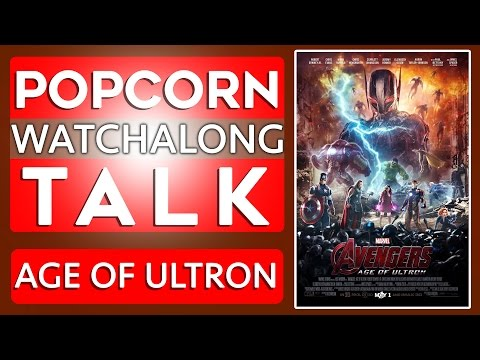 Avengers 2: Age Of Ultron - Watchalong | Marvel Movie News!