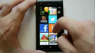Обзор Nokia Lumia 900 на Windows Phone 7.5 (review)(Читать на сайте - http://mobiltelefon.ru/post_1343415817.html Цена дня на Lumia 900 - http://bit.ly/15SVz1J Обзор Nokia Lumia 900 на Windows Phone 7.5 ..., 2012-07-25T21:02:01.000Z)