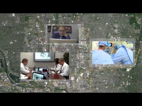 Point-of-View Surgery Shown Via Google Glass