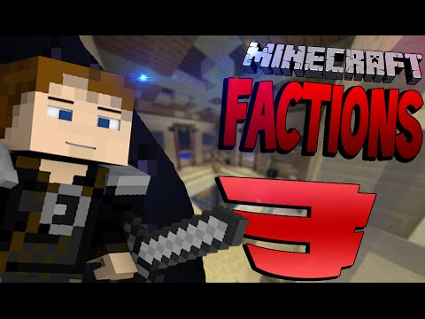 MINECRAFT Factions Episode 3 - Mining Mayhem!