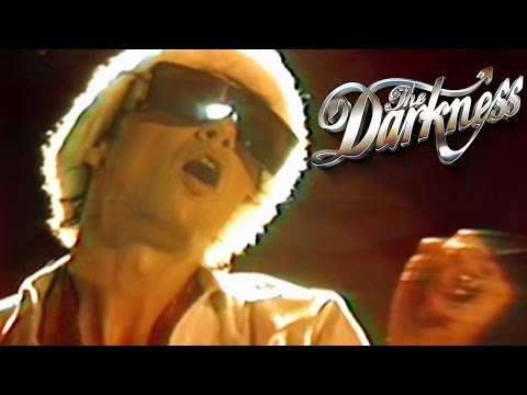 The Darkness - I AM SANTA (Official Christmas Music Video)