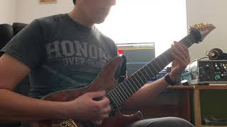 Bad Wolves - Learn To Live (Guitar Cover)