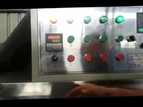 CD-200 how to run the machine