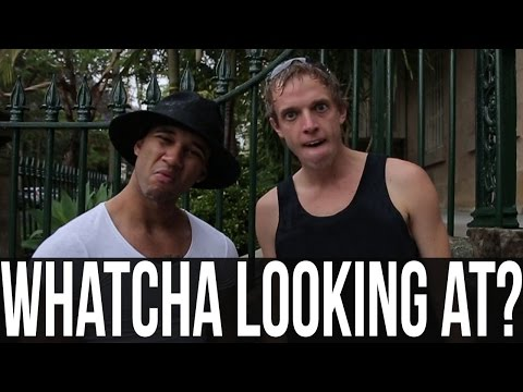 Whatcha Looking At? - Frenchy ft. DAYnNITE