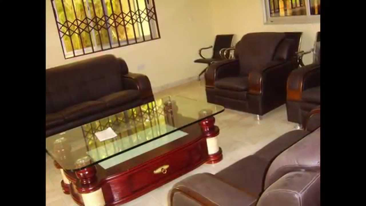 Furniture Ghana 4br Fully Furnished House In Gbawe For Sale Youtube