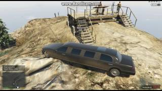 GTA 5: Driving Some Vehicles Off Mnt Chilliat!