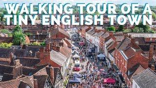 American Couple Explores Tiny English Town | Warwickshire, England