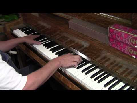Jim Jimminie Blues  1920s Piano