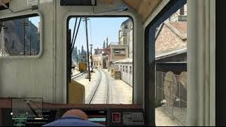 Vonat FPS mód bol |GTA5 ONLINE |