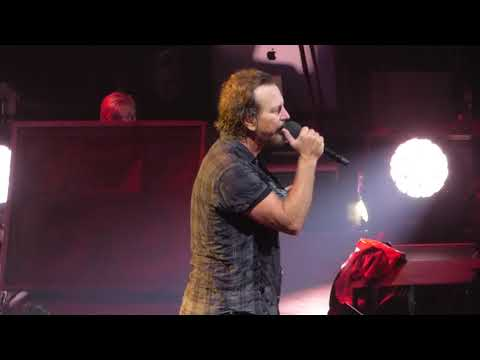 Pearl Jam - Wasted Reprise / Alive - London O2 Arena 17th July 2018