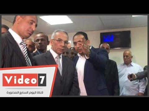محافظ شمال سيناء يفتتح وحدة الفيروسات الكبدية بالعريش  - 20:21-2017 / 4 / 24