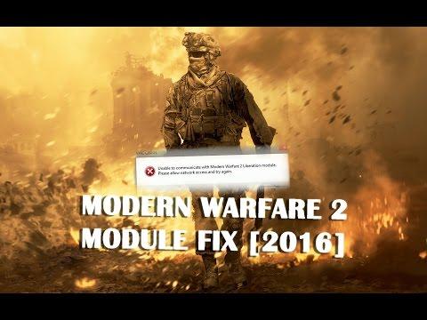 MW2 Liberation Module Fix 1.0x [May 2016]