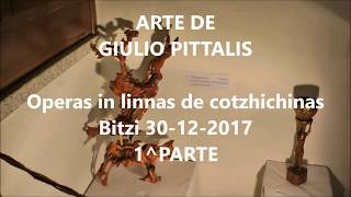 ARTE DE GIULIO PITTALIS Bitzi 30 12 2017