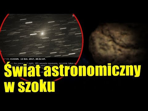 Astronomowie odkryli dziwaczny obiekt z dalekiego kosmosu